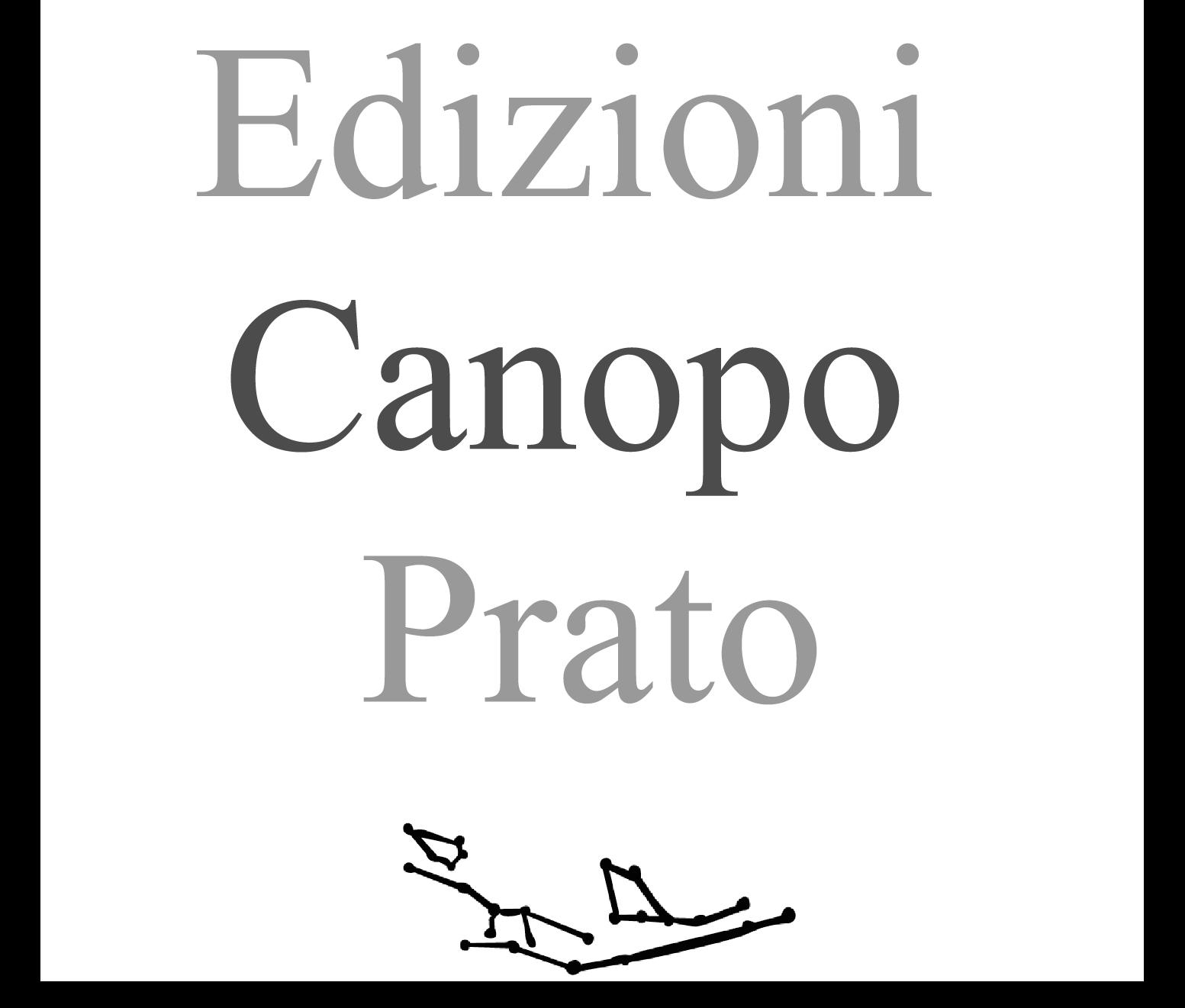 Edizioni Canopo Prato